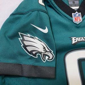 Nike NFL Philadelphia Eagles Football Kids Jersey